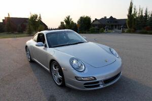 2005 Porsche Carrera S LOADED ALL RECORDS