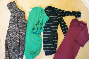 Lot of XS/S Maternity Clothes for sale; great condition London Ontario image 3