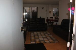 Subleasing 4 1 /2  unit is available in south shore brossard