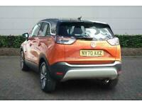 2020 Vauxhall CROSSLAND X 1.2T [110] Griffin 5dr [6 Spd] [Start Stop] Hatchback