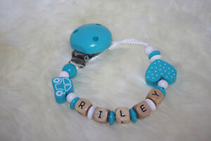 Personalized Soother Chains