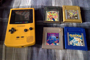 Need Gone - Gameboy Color Lot