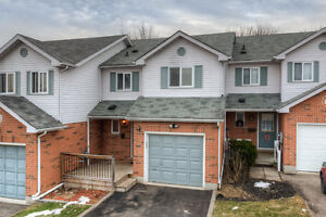 Amazing FH Townhome - Backs Onto Private, Treed Lot - A Must See