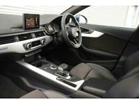 2017 Audi A4 DIESEL SALOON 2.0 TDI 190 Quattro S Line 4dr S Tronic Auto Saloon D
