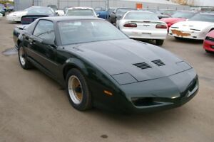 1992 Trans Am Firebird GTA 350 TPI Auto