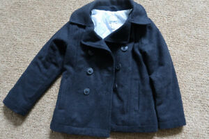Girls Old Navy Peacoat size 5