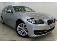 2014 63 BMW 5 SERIES 2.0 520D SE TOURING 5DR AUTOMATIC 181 BHP DIESEL