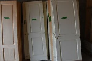 Knock Knock - 42 Paint Grade Doors