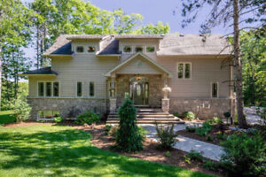 Spectacular Setting on 2+ Acres