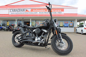 2009 Harley davidson Crossbones 1540cc Low Low kms one owner!