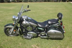 Price Reduced - 06 Kawasaki Vulcan Nomad