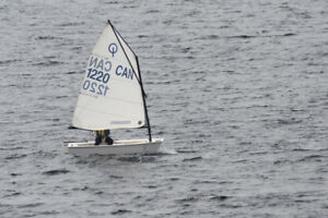 Optimist dinghy - New Price