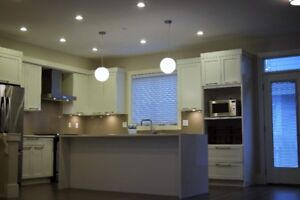 Brand New - 3 Bedroom End Unit Townhouse
