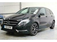 2014 Mercedes-Benz B-CLASS 1.5 B180 CDI BLUEEFFICIENCY SPORT 5d 107 BHP Auto MPV