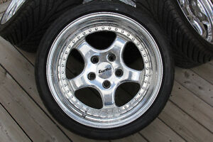 Excellent shape 18 inches wide wheels