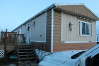 Mobile Home For Sale. Reduced Price Now $50,000
