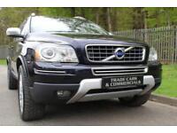 2010 10 VOLVO XC90 2.4 D5 EXECUTIVE AWD 5D AUTO 185 BHP DIESEL