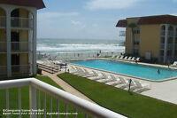 Condo en Floride, direct sur la plage, 55 min de Walt Disney