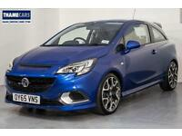 2015 Vauxhall Corsa 1.6 Turbo 200ps VXR With Heated Seats & Steering Wheel, Air