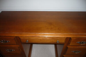 Roxton Double Pedestal Desk London Ontario image 2