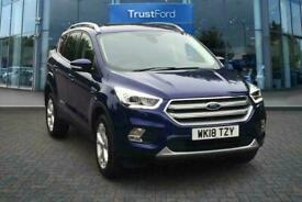 image for 2018 Ford Kuga 1.5 EcoBoost 182 Titanium X 5dr Auto with Satellite Navigation, L
