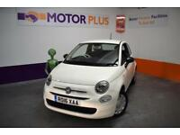 2016 FIAT 500 POP HATCHBACK PETROL