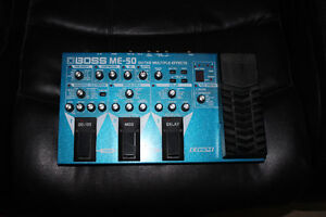 BOSS ME50 Guitar Multiple Effects Pedal