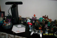 xbox360 live with skylanders and disney infinity