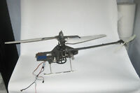 RC Helicopter Frame and other parts
