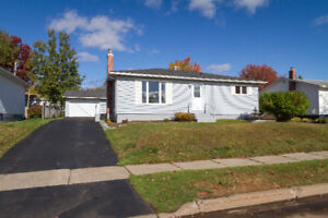 Charming bungalow with detached garage