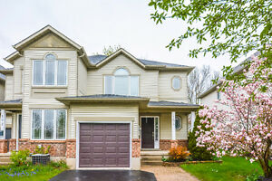 Premium End-Unit Townhome for Sale in University Downs Area