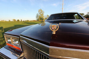 Cadillac DeVille - exceptional condition
