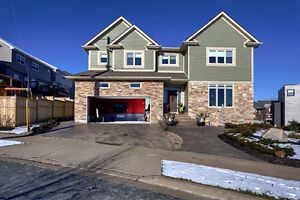 Sleek,sophisticated and well appointed contemporary home Halifax