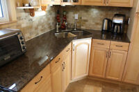 Granite Countertops starting at $39.99