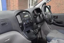 2014 Hyundai iLoad 2.5 CRDi Comfort (116PS) Panel Van Diesel white Manual