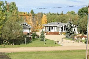 Year round cabin for sale at candle lake