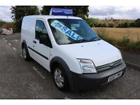 FORD TRANSIT CONNECT VAN GREAT CONDITION ALLOYS, NO VAT, *YEARS MOT* SERVCED