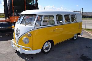 1963 Volkswagen Split Window Van