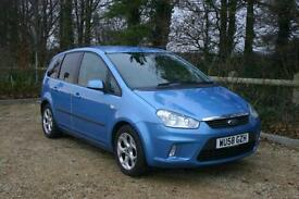 AUTOMATIC Ford C-MAX done 61913 Miles with Excellent SERVICE HISTORY and NEW MOT