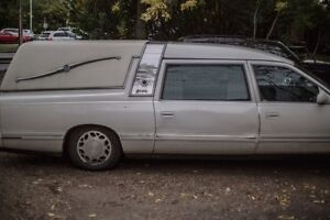 Cadillac Hearse for sale