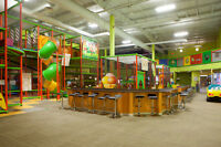 Indoor Playground Staff - Part-time