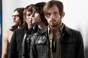 Kings of Leon with Derrhunter Monday January 16th @ 7:00pm