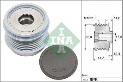 INA Generatorfreilauf für Fahrzeuge ohne Start-Stopp-Funktion 535 0343 10
