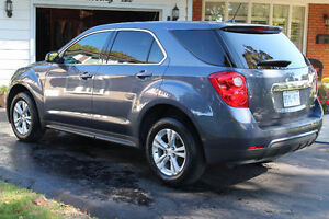 2014 Chevrolet Equinox AWD with Snow Tires!