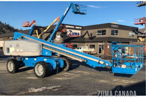 2008 Genie S60 Boom Lift For Sale (JLG 600S) - Finance $995 mo*