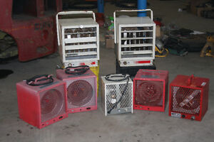 Portable Industrial Heaters