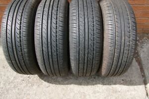 4-195/60R15 M+S FARALONG FR201 ALL SEASONS WITH LESS THAN 800 KM