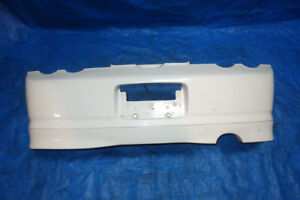 JDM Acura RSX DC5 Type-R OEM Rear Bumper Cover Lip 2002-2004