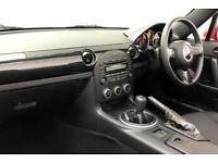 2014 Mazda MX-5 Convertible SE Petrol red Manual