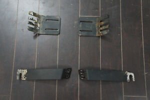 Crown Vic Police Interceptor Center Console Mounting Brackets